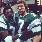 Ron Jaworski with Philadelphia Eagles