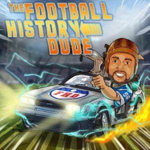 The Football History Dude podcast