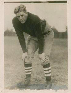 Ernie Nevers Chicago Cardinals football player