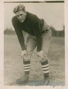 Ernie Nevers Chicago Cardinals football player