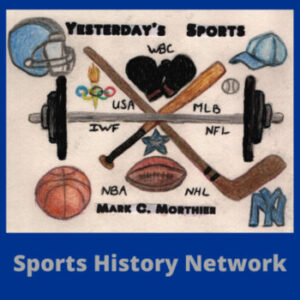 Yesterday's Sports podcast cover art