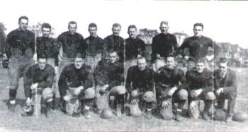 Buffalo All-Americans team photo from 1920