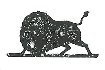 Buffalo Bisons Team Logo from 1925