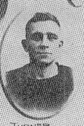 Harry Turner Canton Bulldogs Captain