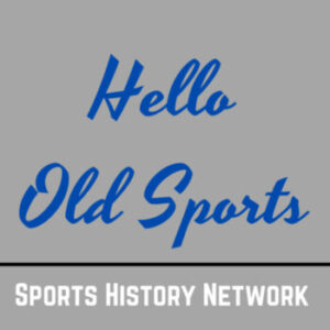 Hello Old Sports podcast logo
