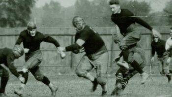 Wilbur Fats Henry a player for the early Canton Bulldogs an NFL original team