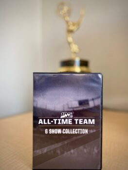 NFL 100 All-Time Team box set (6 show collection)