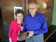 Joe and June Schouten